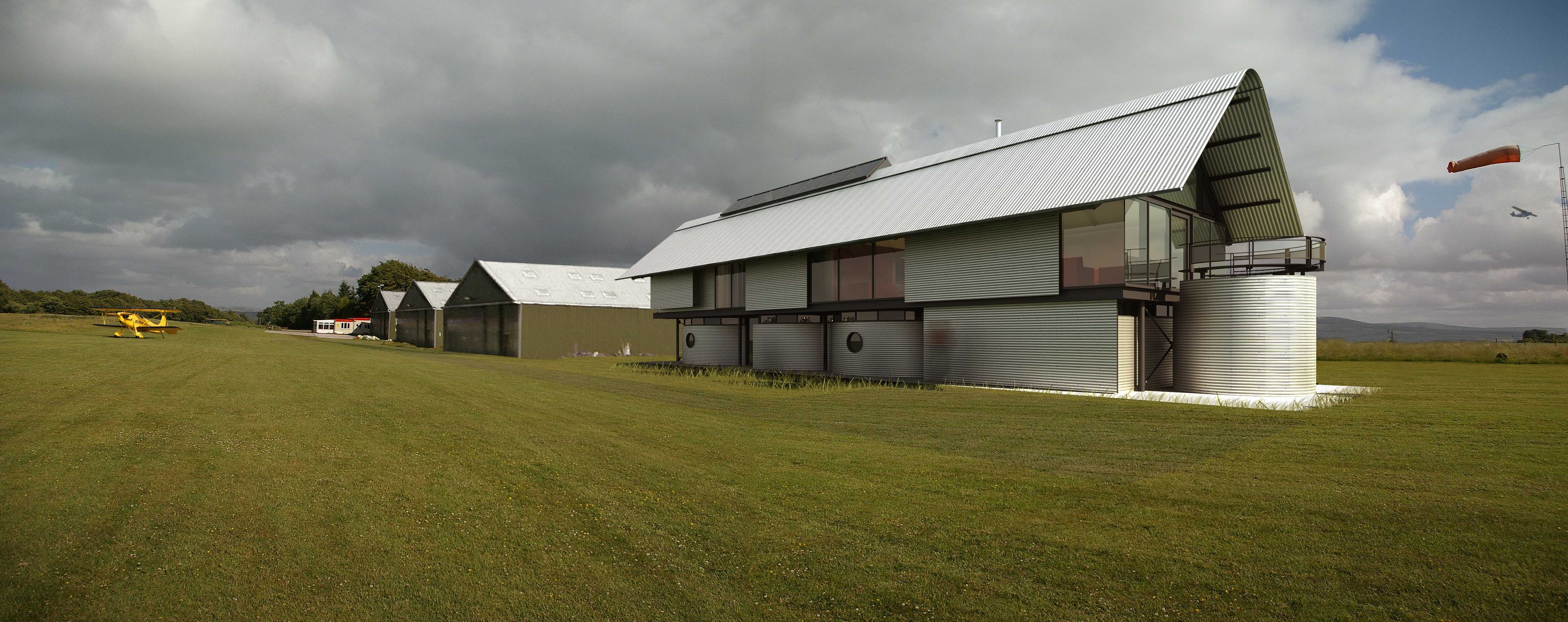 Grand Designs The Airfield House